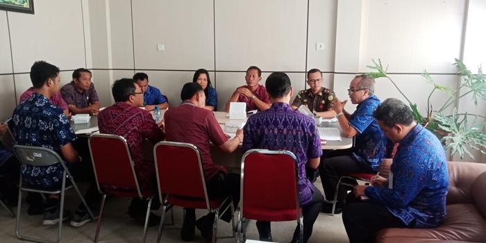 Rapat Koordinasi Pengawasan Obat da Makanan Kab.Buleleng